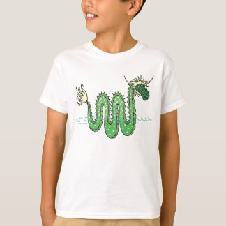Green Serpent T-Shirt