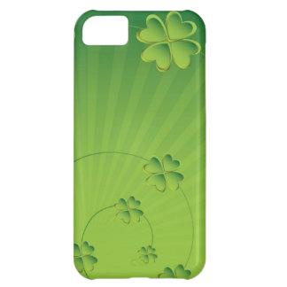 Green shamrock case