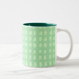 Green Shape Mug