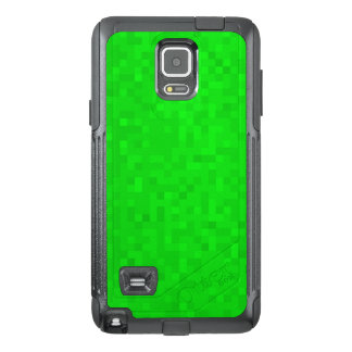 Green Shimmer, OtterBox Samsung Note 4 Case