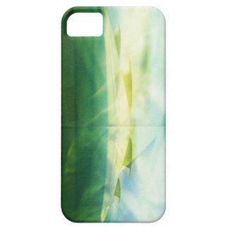 Green shine nature iPhone 5 case