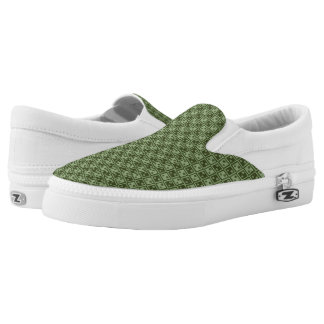 green shoes awesome