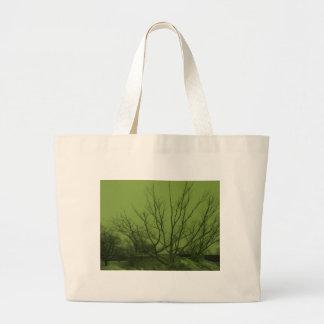 green skies canvas bags