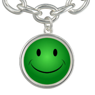 Green Smiley