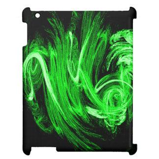 Green Smoke iPad Case