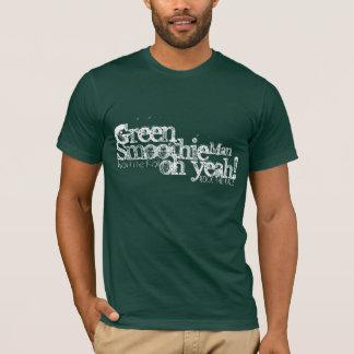 Green Smoothie Man T-Shirt