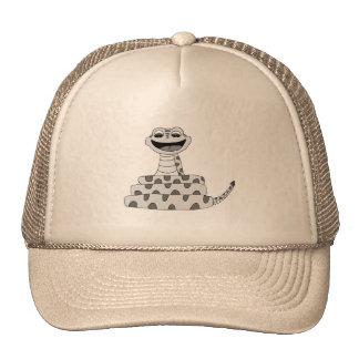 Green snake cap