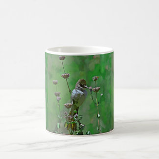 Green Sonoran Hummer Classic Coffee Cup