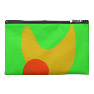 Green Space Travel Accessories Bag