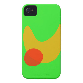 Green Space Case-Mate iPhone 4 Cases