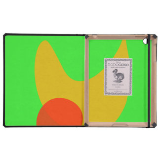 Green Space Cases For iPad
