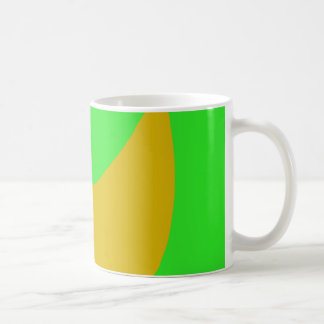 Green Space Coffee Mug