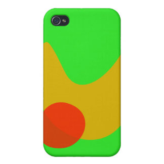 Green Space iPhone 4 Covers