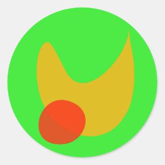 Green Space Sticker