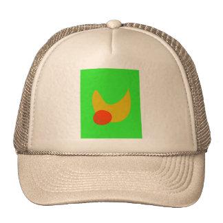 Green Space Trucker Hat