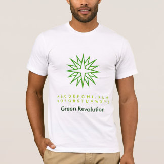 Green Sparkling Star T-Shirt