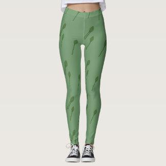 Green Sperm Leggings
