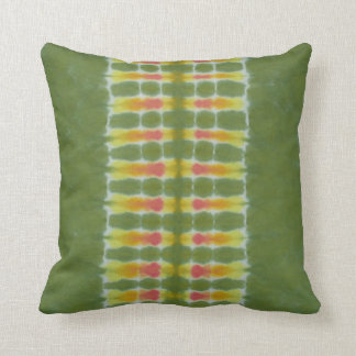 Green Spine Tie Dye American MoJo Pillow Cushions