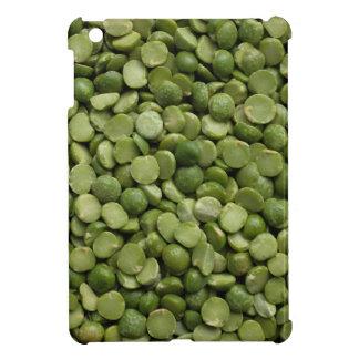 Green split peas cover for the iPad mini