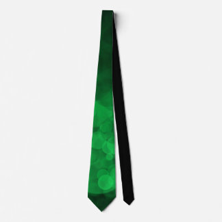 Green Spotted - Tie
