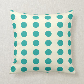 Green Spotty American Mojo Pillow/Cushion Cushions