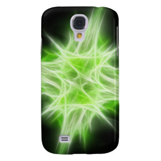 Green Star 1 Galaxy S4 Cases