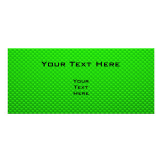 Green Star Personalized Rack Card
