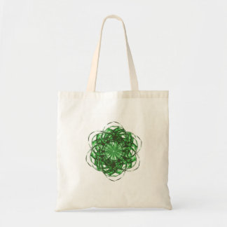 Green Starburst Bag