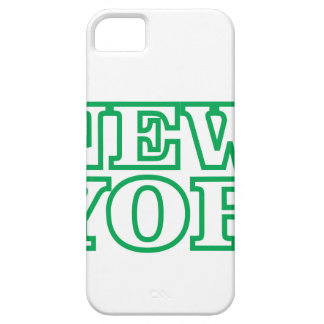 green statue of liberty art iPhone 5 cover