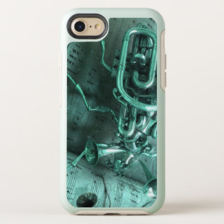 Green steampunk phone cover case otter box