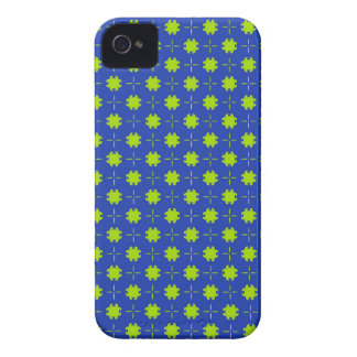 Green Stitching Blackberry Bold Barely There Case-Mate iPhone 4 Case
