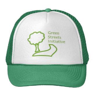 Green Streets Mesh Hats