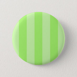Green Stripes Background Template Color 6 Cm Round Badge