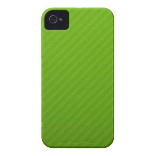 Green stripes blackberry bold phone Case Blackberry Bold Case