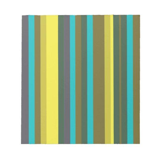 Green_stripes Notepads