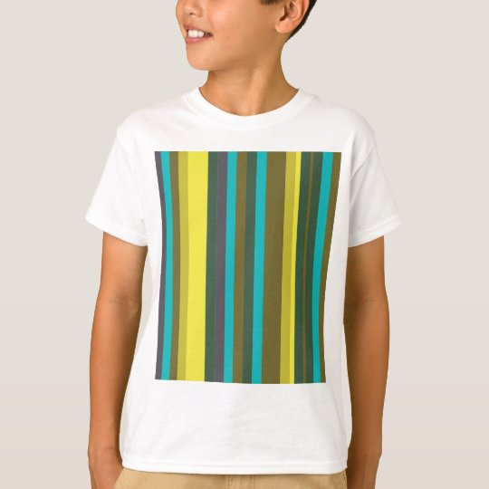 Green_stripes T-Shirt