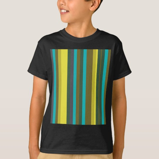 Green_stripes T-Shirt
