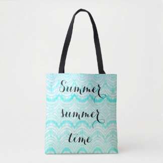 Green summer summer time bag