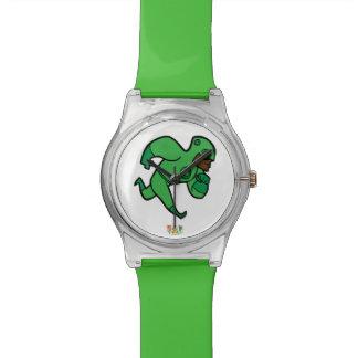 Green Superhero Watch