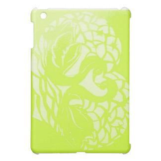 green swan phone case iPad mini cases