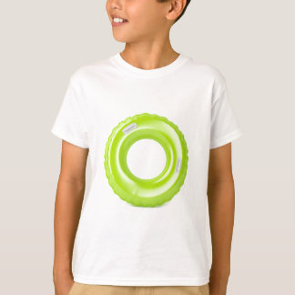 Green swim ring T-Shirt