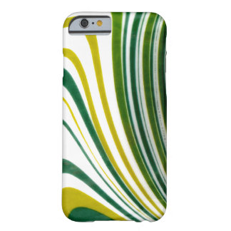 Green Swirl iPhone 6 case