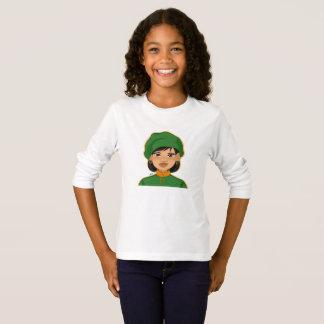Green Tam Long Sleeve T-Shirt