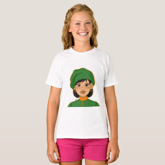 Green Tam T-Shirt
