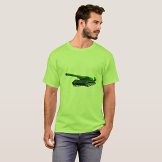 Green Tank Tshirt for Men