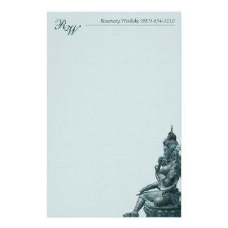 Green Tara Stationery Paper