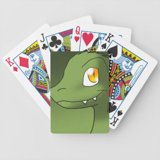 Green Tea Microraptor Card Decks