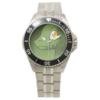Green Tea Microraptor Watches
