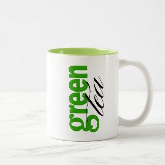 Green Tea Mugs
