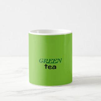 Green tea sulks coffee mug